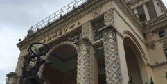 Prédio com arquitetura russa em Jing'an