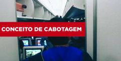 Conceito de Cabotagem Conceito de Cabotagem