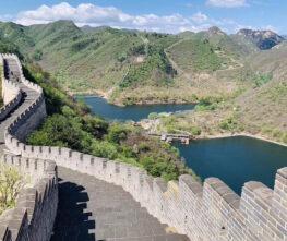(product) Excursão privada de 3 dias a Pequim com muro Huanghuacheng Linda vista de região florestal ao redor da muralha da China