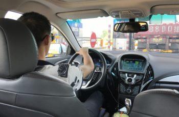 O melhor aplicativo para Taxi da China