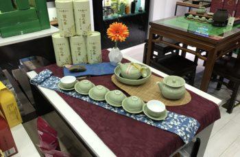 Onde comprar e consumir o chá na China
