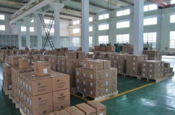 Cargas Consolidadas na China
