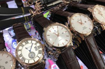 Réplicas de Relógios da China