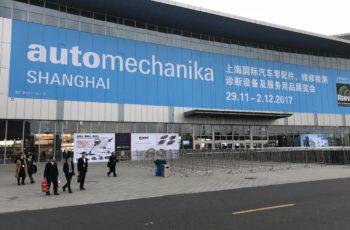 Automechanika: a maior feira de autopeças da China