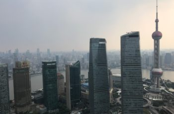 Centro Financeiro de Xangai