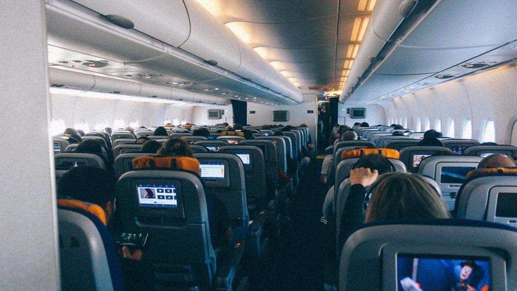 Como definir sua margem de lucro na importação Visão poltronas de avião